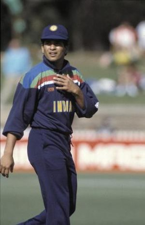 India 1992 World Cup Jersey