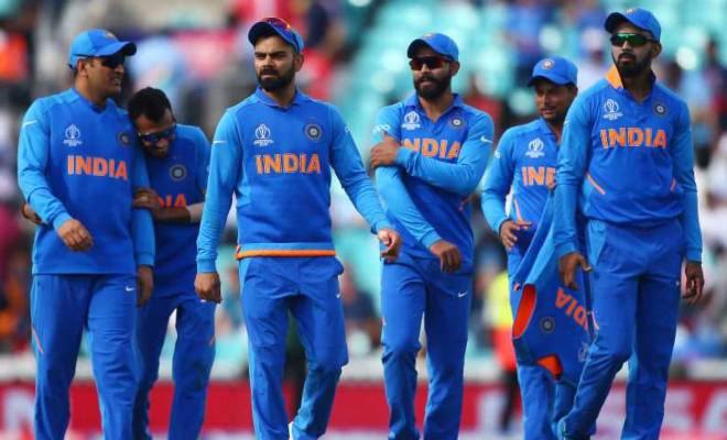 India 2019 World Cup Home Jersey