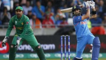 India vs Pakistan Cricket World Cup 2019 Stats and History
