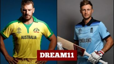 Australia vs England Dream11 Team Semifinal 2 CWC 2019