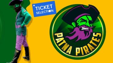 Patna Pirates Pro Kabaddi Ticket Booking