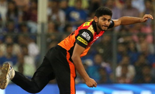 Basil Thampi Most Runs Conceded by a Bowler in an Inning