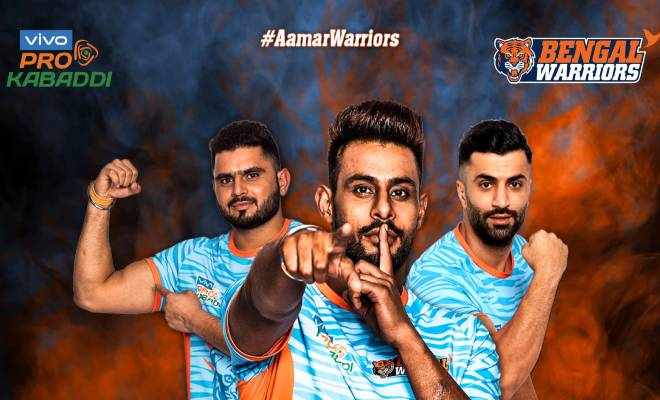 Bengal Warriors Kolkata Pro Kabaddi 2019 Ticket Booking Insider
