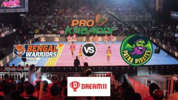 Bengal Warriors vs Patna Pirates Dream11 Team Match 53 Pro Kabaddi 2019