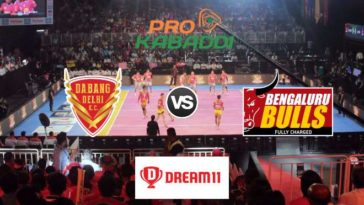 Dabang Delhi vs Bengaluru Bulls Dream11 Team Prediction Match 56 Pro Kabaddi 2019