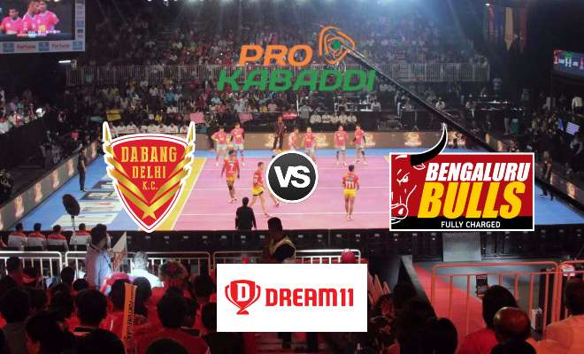 Dabang Delhi vs Bengaluru Bulls Dream11 Team Prediction Match 56 Pro Kabaddi 2019
