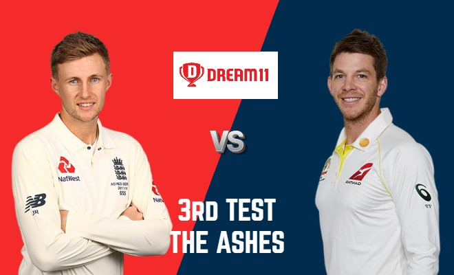 ENG vs AUS Dream11 Prediction 3rd Test The Ashes 2019