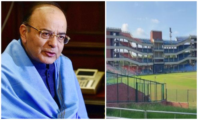 Feroz Shah Kotla Stadium to be renamed as Arun Jaitley Stadium