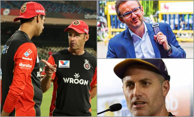 IPL 2020 RCB Rope in Simon Katich and Mike Hesson Gary Kirsten and Ashish Nehra Sacked