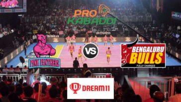 Jaipur Pink Panthers vs Bengaluru Bulls Dream11 Team Prediction Match 58 Pro Kabaddi 2019