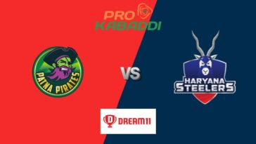 Patna Pirates vs Haryana Steelers Dream11 Team Match 30 Pro Kabaddi 2019