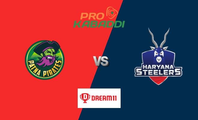 Patna Pirates vs Haryana Steelers Dream11 Team Match 30 Pro Kabaddi 2019