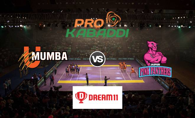 U Mumba vs Jaipur Pink Panthers Dream11 Team Prediction Match 68 Pro Kabaddi 2019