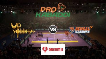 UP Yoddha vs Bengal Warriors Dream11 Team Prediction Match 69 Pro Kabaddi 2019