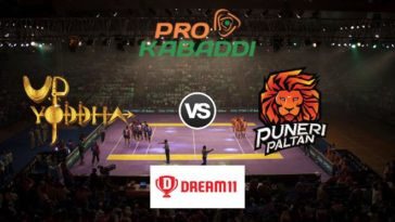 UP Yoddha vs Puneri Paltan Dream11 Team Prediction Match 61 Pro Kabaddi 2019