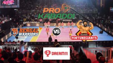 Bengal Warriors vs Gujarat Fortunegiants Dream11 Team Prediction Match 78 Pro Kabaddi 2019