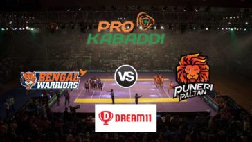 Bengal Warriors vs Puneri Paltan Dream11 Team Prediction Match 81 Pro Kabaddi 2019