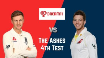 ENG vs AUS Dream11 Prediction 4th Test The Ashes 2019