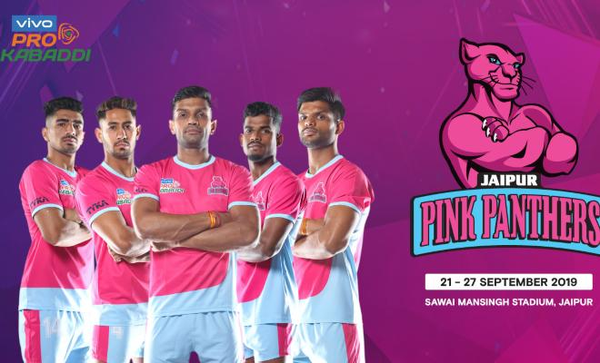 Jaipur Pink Panthers Pro Kabaddi 2019 Ticket Booking Insider Paytm