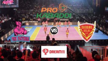 Jaipur Pink Panthers vs Dabang Delhi Dream11 Team Prediction Match 73 Pro Kabaddi 2019