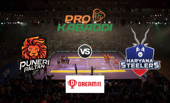 Puneri Paltan vs Haryana Steelers Dream11 Team Prediction Match 71 Pro Kabaddi 2019