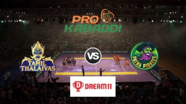 Tamil Thalaivas vs Patna Pirates Dream11 Team Prediction Match 83 Pro Kabaddi 2019