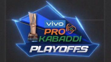 Pro Kabaddi Playoffs and Final Ticket Booking