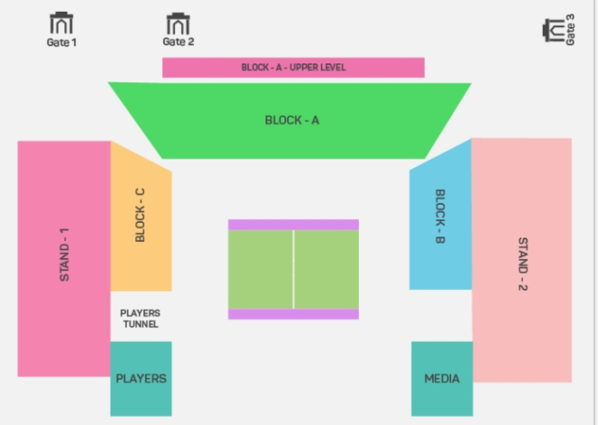 The Arena by TransStadia Ahmedabad Ticket Booking