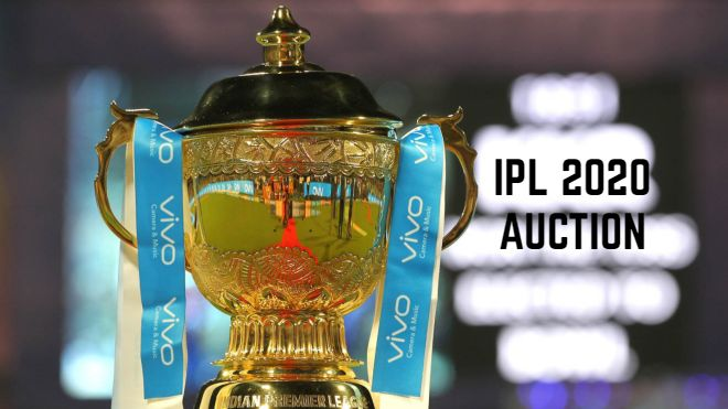 971 Players Registered for IPL 2020 Player Auction
