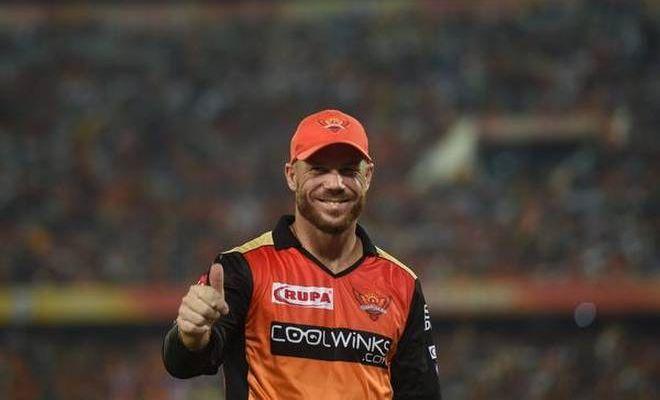 David Warner Captains with highest Win Percentage IPL