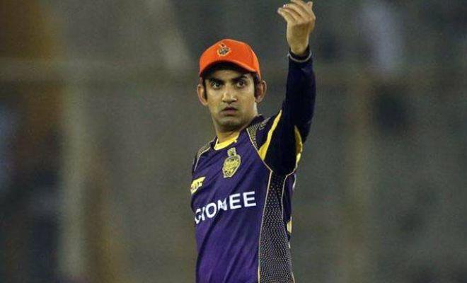 Gautam Gambhir Captains with highest Win Percentage IPL