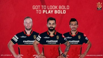 IPL 2020: Royal Challengers Bangalore RCB Full Schedule