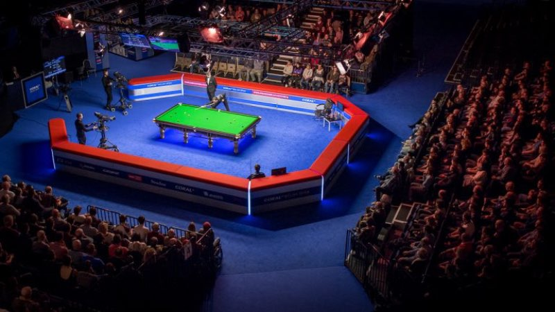 2020 Betfred World Snooker Championship postponed to July 31