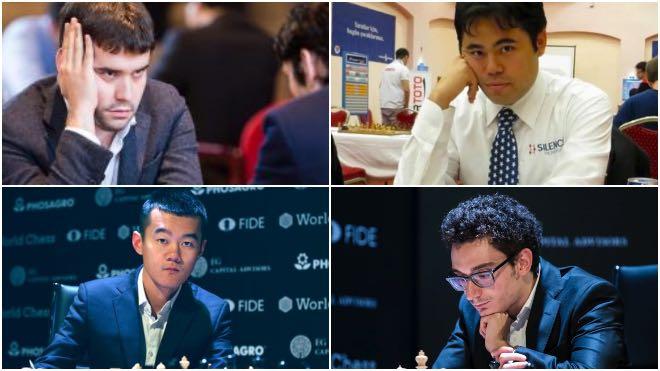 Day 10: Magnus Carlsen invitational online chess tournament: Round 5 Day 2