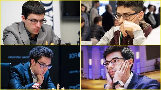 Day 9: Magnus Carlsen invitational online chess tournament: Round 5 Day 1