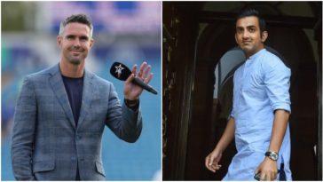 Gautam Gambhir trolled Kevin Pietersen on Twitter