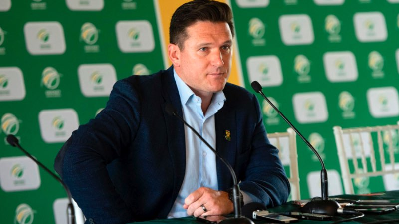 Graeme Smith appointed as South Africa Director of Cricket for two-year term