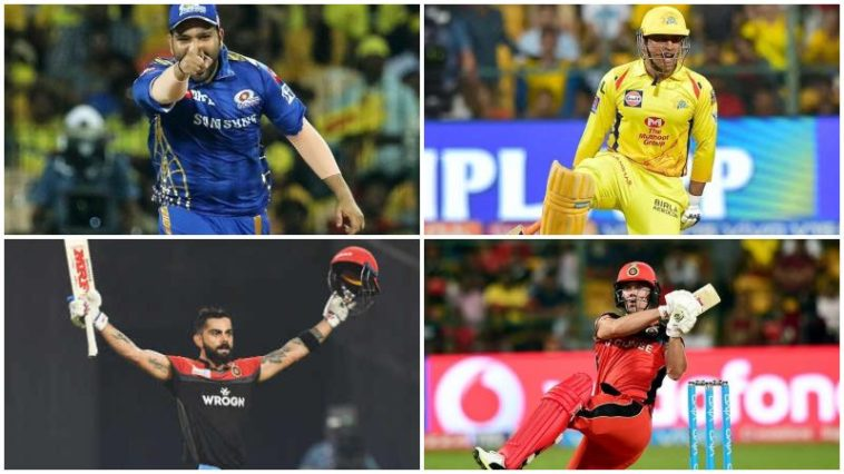 Greatest Of All Time in IPL by Start Sports jury