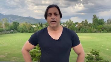 I do not see cricket being played for at least a year due to the coronavirus Shoaib Akhtar