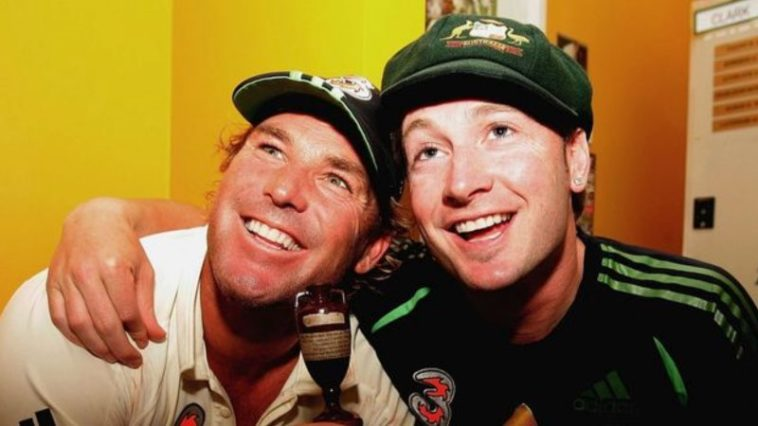 Shane Warne preferred Ciggerates over Underwear and Socks at John Buchanan Ashes Bootcamp in 2006