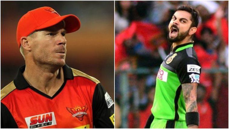 Virat Kohli reply to David Warner's dig for no IPL Trophy
