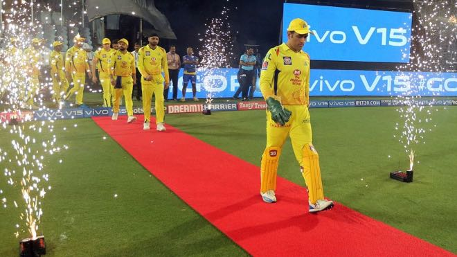 CSK not in favour of IPL 2020 without overseas players