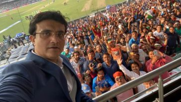 Cricket behind closed doors will be less attractive: Sourav Ganguly
