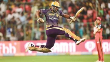 I would love to be at KKR until my last game: Andre Russell