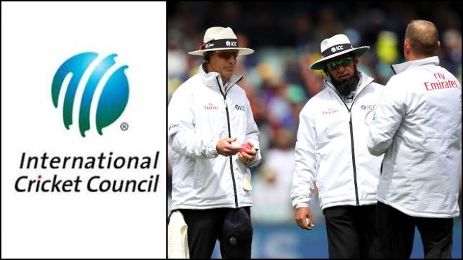 ICC Guidelines: Umpires, match referees and support staff to considered vulnerable individuals