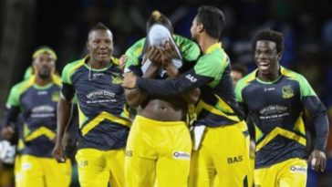 Jamaica Tallawahs (JAM) announced local players retention for CPL 2020
