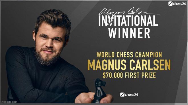 MCI Finals: Magnus Carlsen beats Hikaru Nakamura in the finals