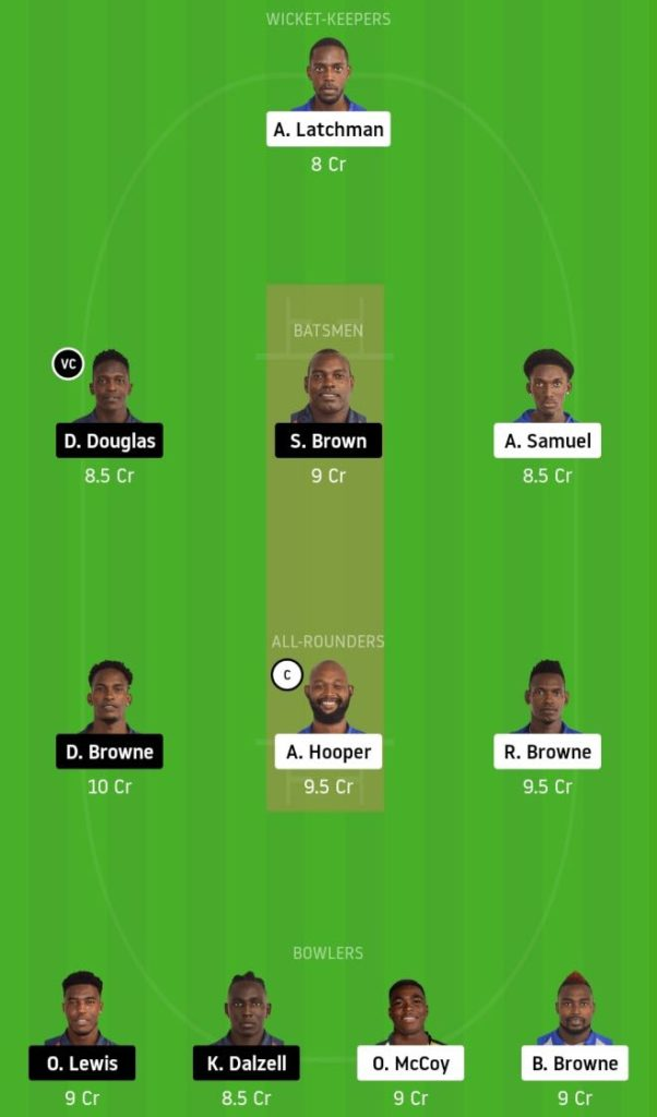 Match 13 GRD vs LSH Dream11 Team Prediction, Playing XI, Top Picks, Captain and Vice-captain