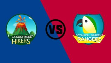 Match 21 LSH vs BGR Dream11 Team Prediction, Playing XI: Vincy Premier T10 League: Fantasy Cricket