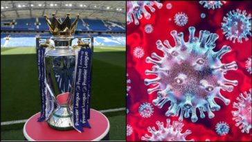 Six tests positive for coronavirus from three Premier League clubs